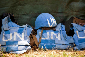 Ukraine sends peacekeepers to Mali for first time