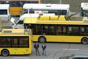 У столиці 15 грудня два автобуси змінять рух