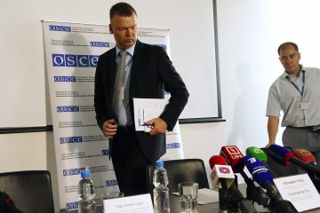 OSCE: Alrededor de 400 civiles han muerto en el Donbás desde el comienzo del año
