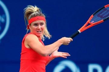Svitolina sigue en  el quinto lugar en el ranking WTA