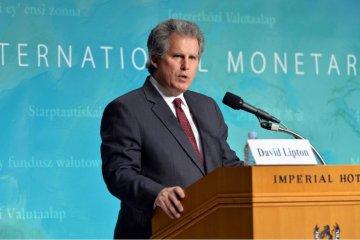 Lipton: IWF muss sich vom Fortschritt der Reformen in der Ukraine überzeugen