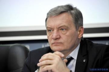 Le Bureau du procureur prépare un acte de suspicion à l'égard de Yurii Hrymchak