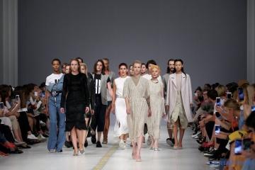 """La Semana de la Moda de Ucrania promoverá la moda """"sostenible"""""""
