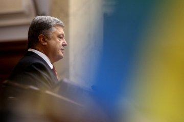 Порошенко привітає учасників Ігор Нескорених у Торонто