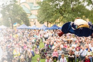 Montreal Ukrainian Festival kicks off in Canada tomorrow