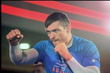World Boxing Super Series: Usyk will alle Titel auf sich vereinen
