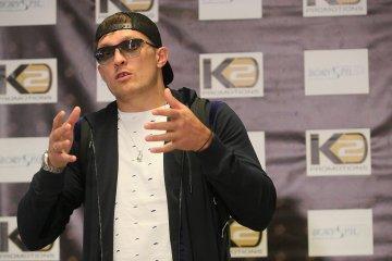 Oleksandr Usyk, Ukrainian professional boxer