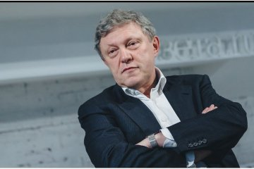 Grigori Jawlinski kann neuer Chefunterhändler für die Ukraine sein