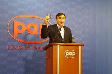 Les journalistes ne seront pas admis au point de contrôle où Mikheil Saakachvili envisage de revenir en Ukraine