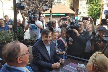 """Policía abre un proceso penal contra la """"penetración de Saakashvili"""""""