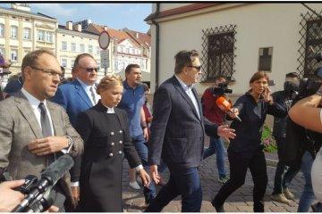 """Поліція відкрила кримінальне провадження щодо """"прориву Саакашвілі"""""""