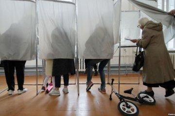 На виборах у Росії явка була рекордно малою