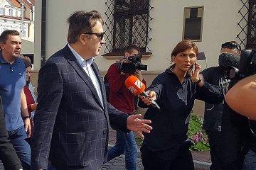 Saakaschwili will auf politische Tour durch Ukraine