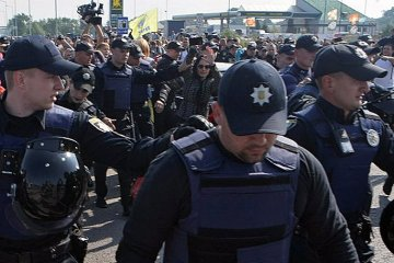 Hrojsman über Durchbruch der Staatsgrenze: Anfang eines Angriffs auf ukrainische Staatlichkeit