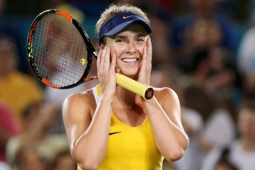 Elina Svitolina becomes first Ukrainian to enter WTA Top 3