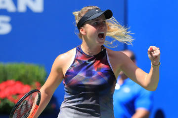 Svitolina reaches quarterfinals of China Open