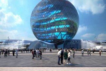 Ucrania logra el tercer lugar en la EXPO 2017 en Astana