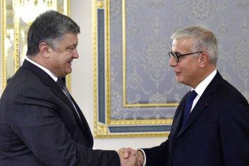 Integration der Ukraine in EU: Poroschenko erwartet Unterstützung Frankreichs