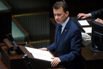 波兰防长谈北溪二号:俄罗斯旨在从西方国家挣钱
