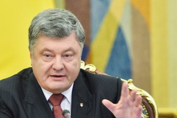 """Präsident Poroschenko kündigt """"sehr interessante"""" Gespräche in Pentagon an"""