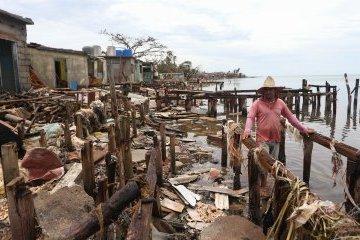 """ООН запустила 55-мільйонний план відновлення Куби від урагану """"Ірма"""""""