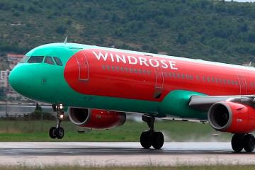 Windrose в июне запустит авиарейсы из Киева в Ужгород, Черновцы и Кривой Рог