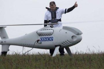 Un drone de l'OSCE a repéré 40 chars des occupants russes près de Donetsk