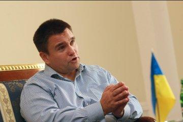 Росія має піти з Донбасу, перш ніж туди зайдуть миротворці - Клімкін