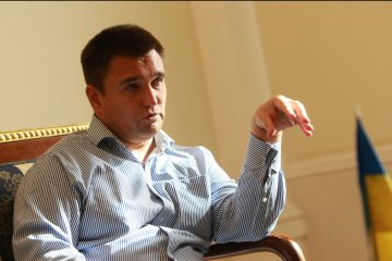 Klimkin asks EU, G7 to send representatives to hearing of Hryb case in Russia
