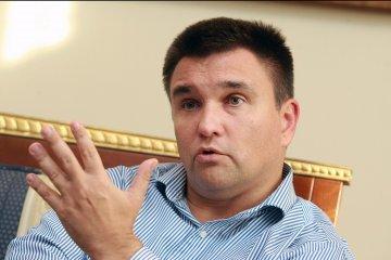 Klimkin: Rusia no necesita el Donbás definitivamente