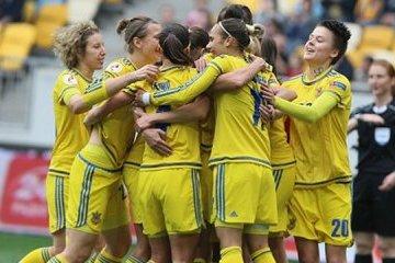 Україна – Хорватія: футболістки проведуть відкрите тренування у Львові 14 вересня