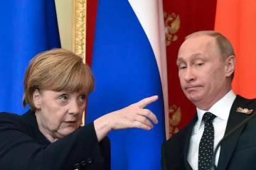 Ukraine, Karabach, Corona-Impfstoff: Themen des Telefonats zwischen Merkel und Putin