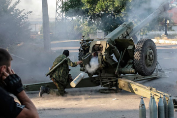 Los militantes han bombardeado la estación de filtración de Donetsk por la noche