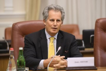 IMF must be convinced of progress of reforms in Ukraine - Lipton