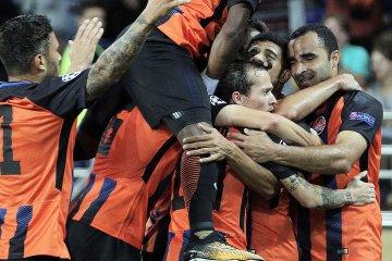 Shakhtar Donetsk a battu Naples en Ligue des champions (photos)