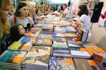 Demain, BookForum démarre à Lviv
