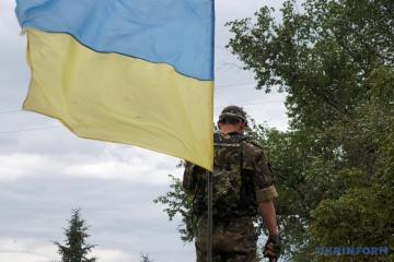 Le bilan de l'ATO : personne n'a été tué ni blessé en 24 heures dans le Donbass