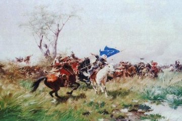 Des événements historiques qui ont eu lieu il y a 350 ans seront reconstitués dans la région de Ternopil