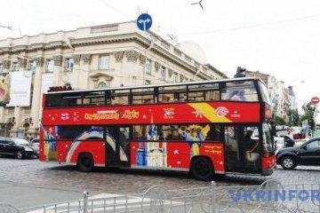 基辅接待的外国游客数量恢复到危机前的水平