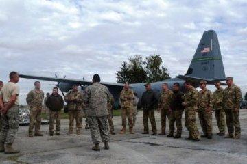Rapid Trident 2017: Pilotos militares ucranianos y estadounidenses pasan a la parte práctica (Fotos)
