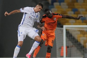 Dynamo beat Skenderbeu in first round of Europa League