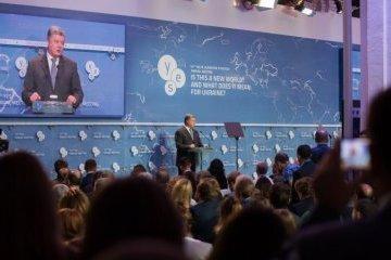 Poroshenko: Los países asociados deben unirse a la discusión sobre el futuro de Europa