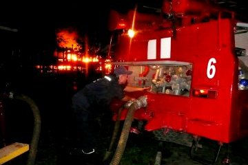 Mourning declared in Odesa region for children killed in fire at camp