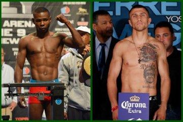 La pelea entre Lomachenko y Rigondeaux se celebrará el 9 de diciembre en Nueva York