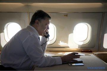 Poroshenko viaja a Nueva York para asistir a la Asamblea General de la ONU