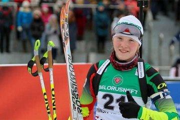 Биатлон: белоруска Блашко будет выступать за сборную Украины