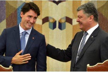 Trudeau: Kanada wird weiter Ukraine unterstützen