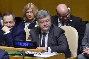 Poroshenko intervendrá hoy en el Consejo de Seguridad y la Asamblea General de la ONU