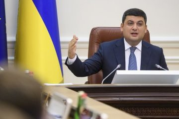PM Groysman: Ukraine can become one of the largest economies on continent