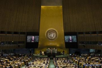 La Asamblea General de la ONU adopta la 'Resolución de Crimea' (Fotos)